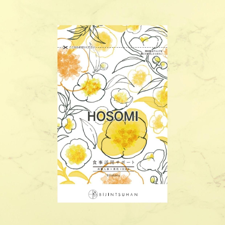 公式用アイコンHOSOMI_sq
